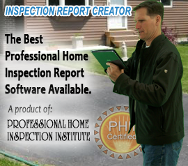 Home Inspection Report Software